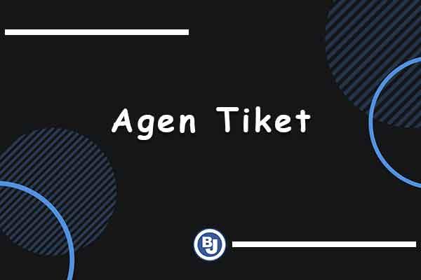 agen tiket